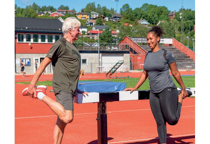 Bli trent av friidrettseksperter