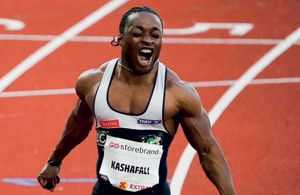 PARA-OL: Salum Ageze Kashafali gleder seg stort til Para-OL. Hans første dag er 27.august.