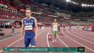 Karsten Warholm til finale!