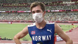 Jakob overbeviste i semifinalen. Martin nummer 19 i tikamp.